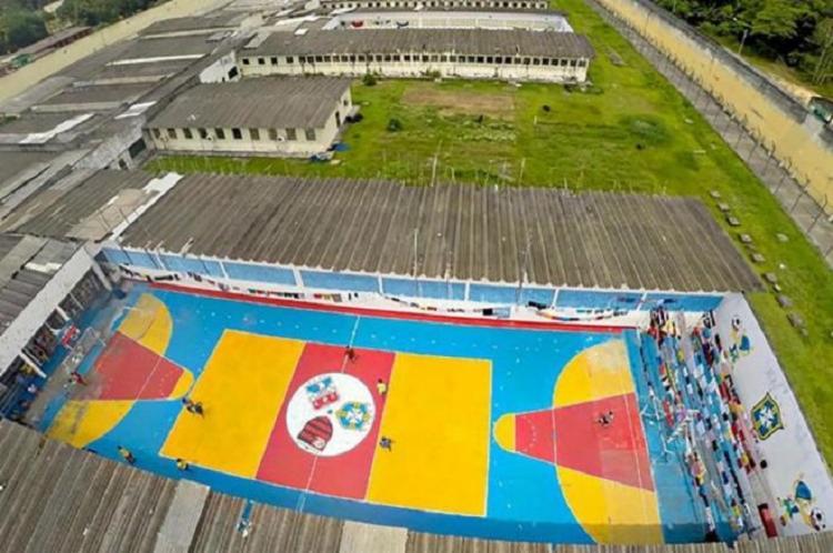 As mortes ocorrem um dia depois que 15 detentos do Complexo Penitenciário Anísio Jobim - Foto: Reprodução   AFP