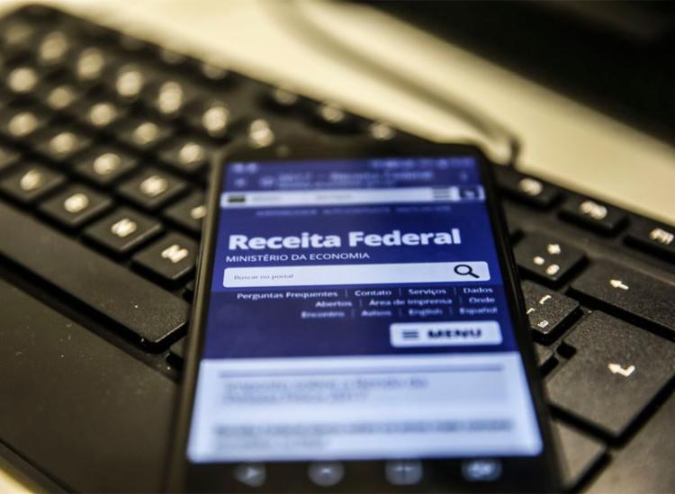 Lista com os nomes está disponível no site da Receita - Foto: Marcello Casal Jr | Agência Brasil