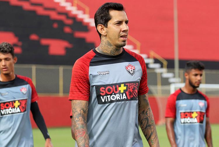 Segundo o clube, o próprio atleta pediu a quebra do contrato antecipado - Foto: Maurícia da Matta