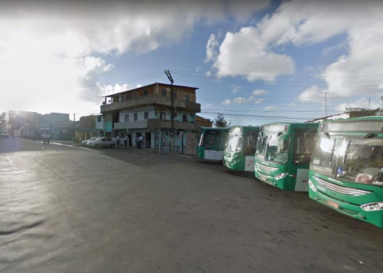 Acidente ocorreu na manhã desta terça - Foto: Reprodução   Google Street View