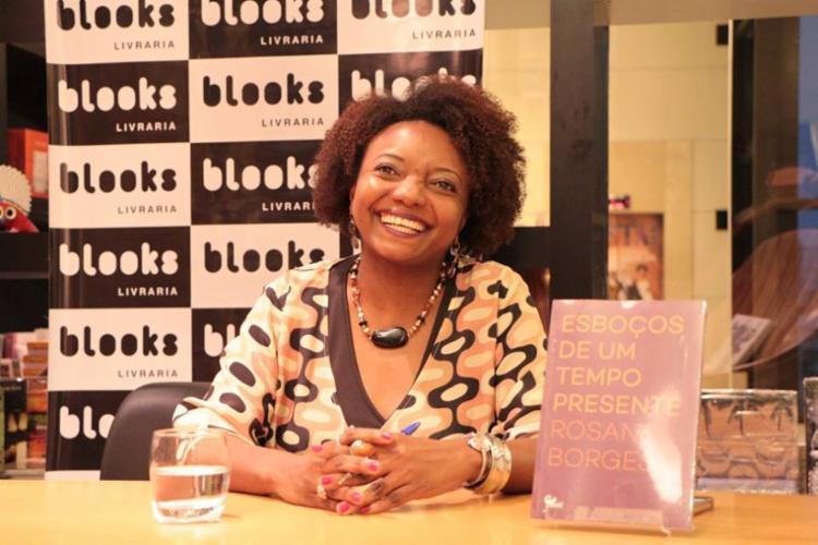 A jornalista Rosane Borges está presente no dia 31 de maio - Foto: Reprodução | Blogueiras Negras