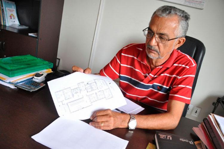 Ildes Ferreira também era professor da Uefes - Foto: Divulgação | Prefeitura de Feira de Santana