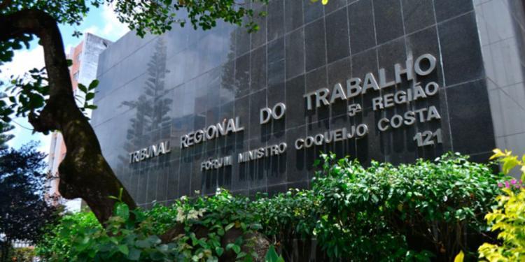 Interessados devem entrar em contato com o Tribunal Regional do Trabalho - Foto: Divulgação