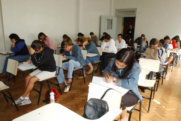 Estudantes que fizeram o Enem 2018 podem concorrer ao Sisu - Foto: Arquivo | Agência Brasil