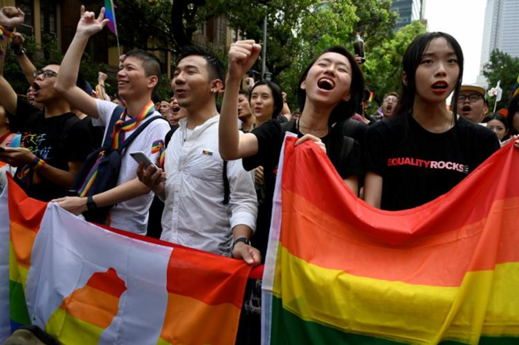 Votação ocorreu no Dia Internacional Contra a Homofobia, Transfobia e Bifobia - Foto: Sam Yeh | AFP