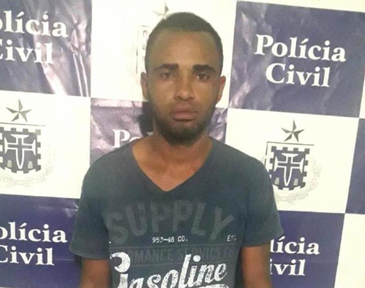 Homem tentou obrigar uma jovem de 21 anos a cometer atos libidinosos por meio da internet - Foto: Divulgação | Polícia Civil