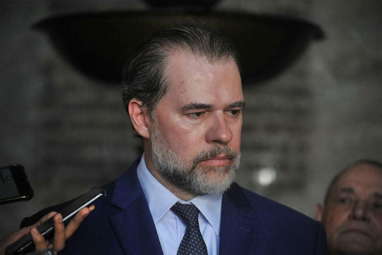 O ministro do STF rebateu o presidente Bolsonaro após ter criticado a atuação da Corte no julgamento sobre criminalização da homofobia - Foto: Felipe Iruatã | Ag. A TARDE | 15.3.19