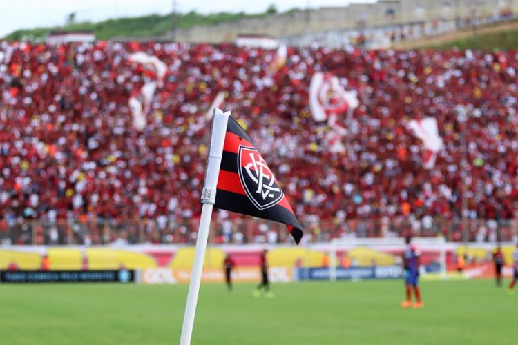 Estreia do novo uniforme será no Barradão, no confronto com o Bragantino, no dia 31 - Foto: Divulgação | EC Vitória