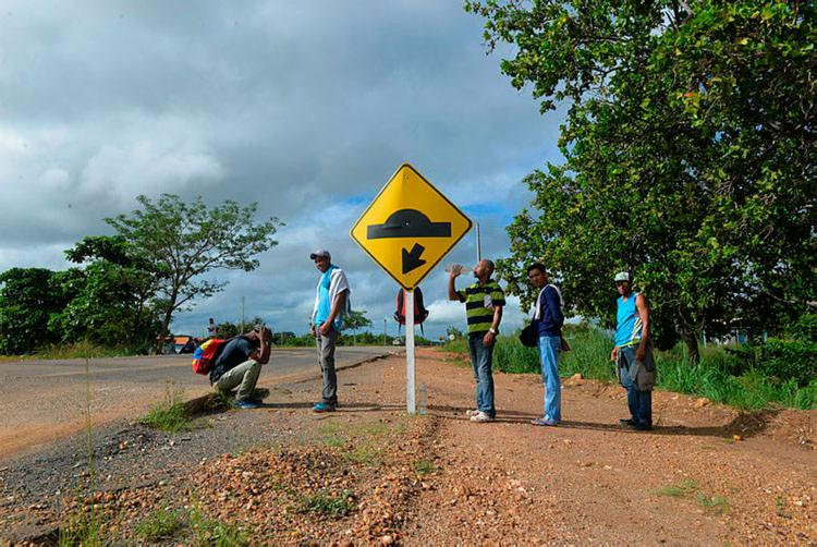 Milhares de venezuelanos continuam se deslocando para o país vizinho - Foto: Arlen Cezar | Missão Ushuaia