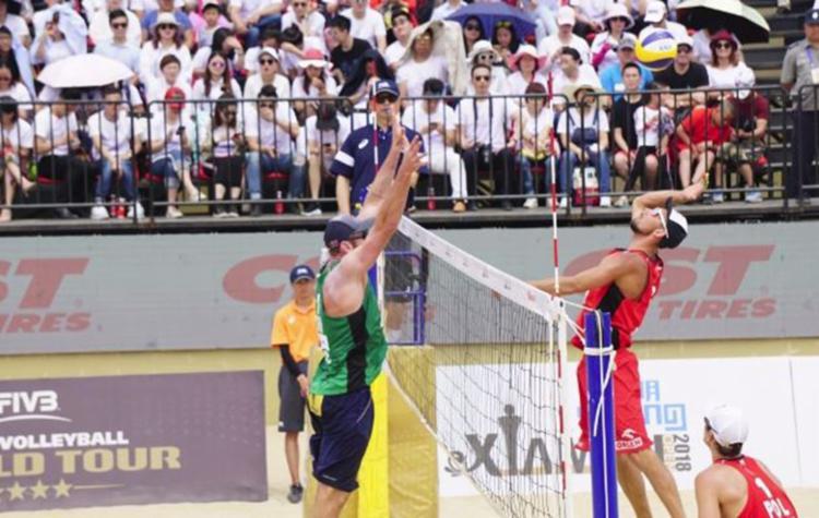 Duplas inscritas no qualifying venceram e avançaram à fase de grupos - Foto: Divulgação | FIVB
