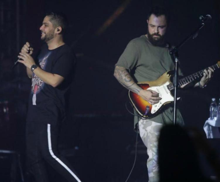 Jorge e Mateus em entrevista exclusiva - Divulgação