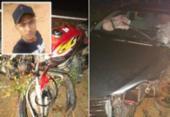 Jovem morre em acidente na BA-152 | Foto: Reprodução | Whatsapp