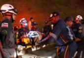 Dois pacientes ainda seguem internados após acidente com ônibus | Foto: Adilton Venegeroles | Ag. A Tarde