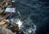 Brasileira disputa Mundial de Salto de Penhasco em Portugal | Foto: Paulo Calisto | Red Bull Content Pool