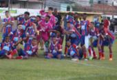 Equipe sub-15 do Bahia conquista tri da Copa Metropolitana | Foto: André Costa Gobilla | EC Bahia