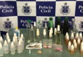Dupla é presa com ecstasy durante festa em Ibicuí | Foto: Divulgação | SSP