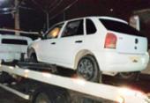 Trio é preso por roubar veículos e transportá-los para Bahia | Foto: Divulgação | SSP-BA