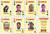 Sete pessoas são adicionadas ao baralho do crime da SSP | Foto: Divulgação | SSP