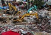 No Camboja, 18 operários morrem e 24 ficam feridos em queda de prédio | Foto: Sun Rethy Kun | AFP