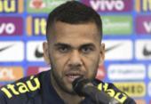 Daniel Alves critica clubismo da torcida e pede conexão entre público e seleção | Foto: Juan Mabromata l AFP