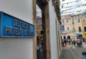 Turista colombiano é assaltado na orla de Salvador | Foto: Nicolas Melo l Ag. A TARDE