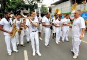 Encontro de Filarmônicas vai reunir onze bandas no Dois de Julho | Foto: Divulgação | Secom