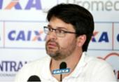 Bellintani fala sobre a busca por reforços para a temporada | Foto: Felipe Oliveira | EC Bahia
