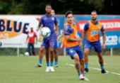 Bahia se reapresenta, treina e já viaja para Porto Alegre | Foto: Felipe Oliveira | EC Bahia
