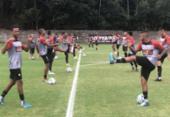 Em tempo integral, Vitória treina com a seleção Toca do Leão | Foto: Divulgação | EC Vitória