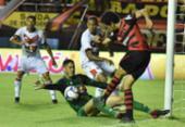 Em confronto de Leões, Vitória perde para o Sport e vira lanterna da Série B | Foto: Ademar Filho | Futura Press | Estadão Conteúdo
