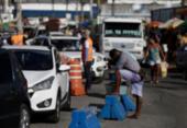 Motoristas enfrentam até 3 horas para embarcar no ferryboat | Foto: Raul Spinassé | Ag. A TARDE