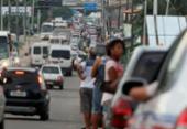 Motoristas esperam até 1h30 em fila de ferryboat | Foto: Joá Souza | Ag. A TARDE