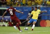 Com 2 gols anulados pelo VAR, Brasil empata com a Venezuela e sofre vaias | Foto: