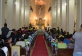 Barreiras homenageia padroeiro São João Batista com a novena | Foto: Adrianne Silva l Pascom Catedral