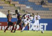 Vitória cai para oOeste e vai para pausa da Copa América na lanterna | Foto: Roberto Vazquez l Estadão Conteúdo