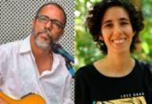 Jarbas e Jade Bittencourt participam da 61ª edição do Sarau das Sílabas | Foto: Divulgação