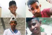 Quatro jovens da mesma família são mortos em Irará | Foto: Reprodução | Acorda Cidade