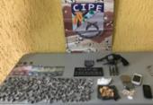 Homem morre e dois são presos em confronto com PMs em Una | Foto: Divulgação | SSP