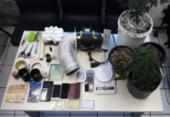 Trio suspeito de tráfico de drogas sintéticas é preso em Stella Maris | Foto: Divulgação | SSP