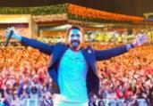 Adelmário Coelho anima público no São João do Recôncavo | Divulgação