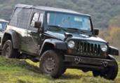 Veículos militares J8 serão produzidos em Camaçari | Divulgação
