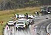 Três morrem em colisão entre quatro veículos na BA-093   Reprodução