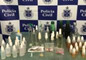 Dupla é presa com ecstasy durante festa em Ibicuí | Divulgação | SSP