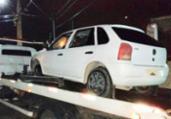 Trio é preso por roubar carros em diversos estados | Divulgação | SSP-BA