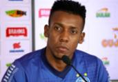 Lateral do Bahia faz projeção de jogo contra Grêmio | Felipe Oliveira | EC Bahia