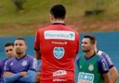 Após folga de 10 dias, Bahia retoma treinos no Fazendão | Felipe Oliveira | EC Bahia
