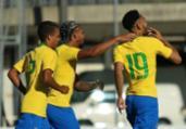 Seleção sub-23 conquista torneio na França | Fernando Torres | CBF