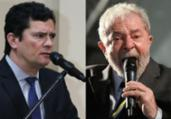 Celso de Mello deve decidir destino de Lula e Moro | Michael Dantas (AFP) e Suellen Lima (Estadão Conteúdo)