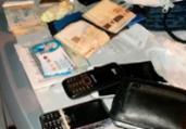 Grupo é preso com ingressos falsos de festa junina | Divulgação | PRF