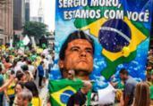 MBL e Vem Pra Rua organizam atos pró-Moro no domingo | Reprodução | Rápido no Ar
